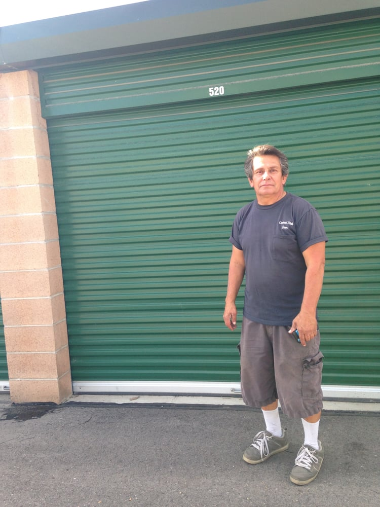 This is one of our veteran technicians if you have had for Garage door repair orem