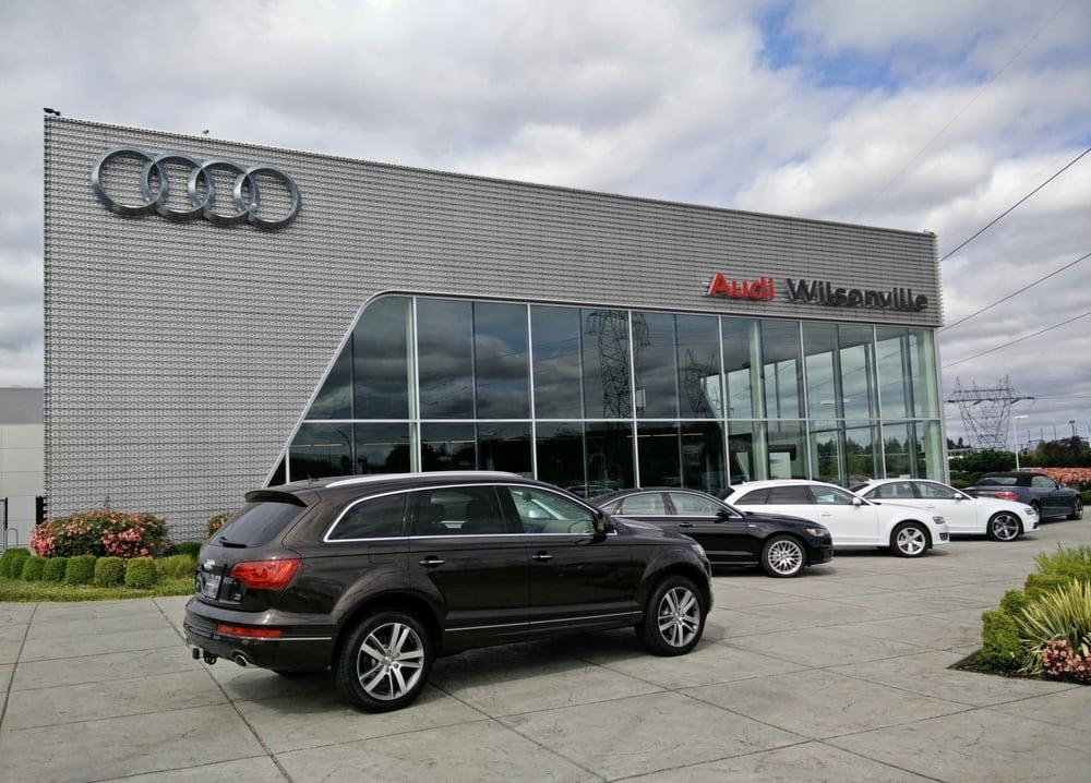 Audi Wilsonville Best Audi Dealer In Portland Yelp - Wilsonville audi