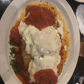 Photo Of Amante Italian Cuisine Deerfield Beach Fl United States Eggplant Parmigiana