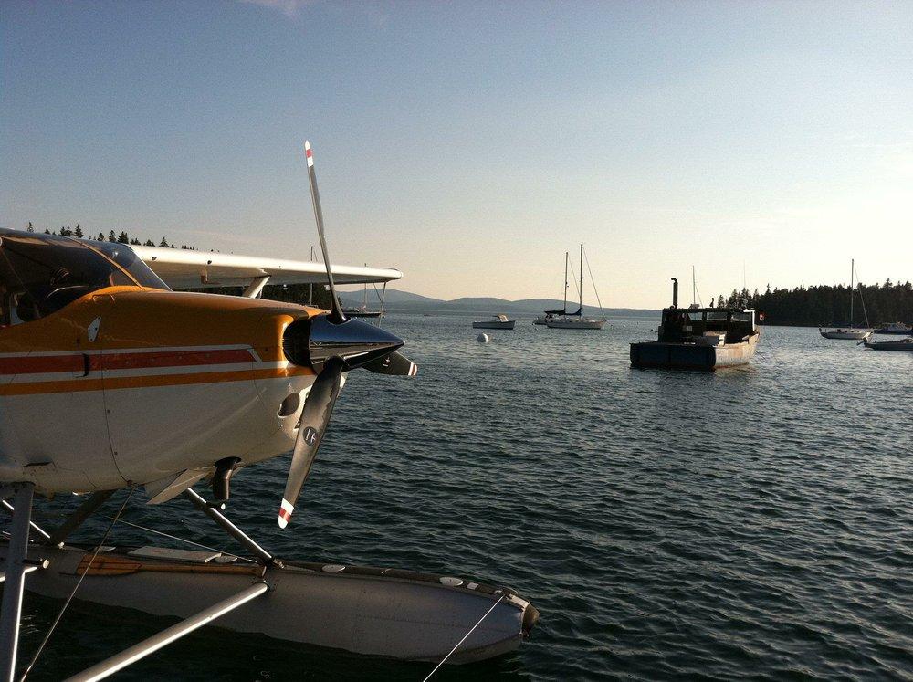 Acadian Seaplanes: 2640 Main St, Rangeley, ME