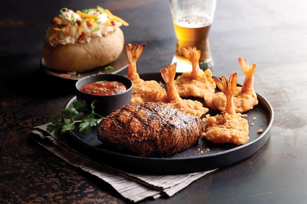 Saltgrass Steak House: 2801 Craig Dr, McKinney, TX