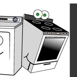 Washer And Dryer Clipart diamond's washer & dryer service - appliances & repair - 2503 w
