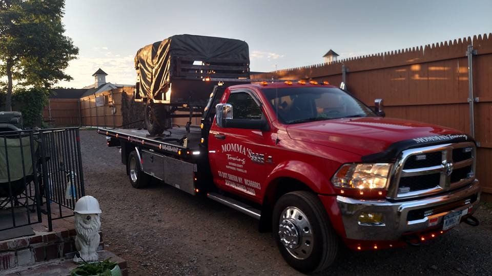 Towing business in Myers Corner, NY