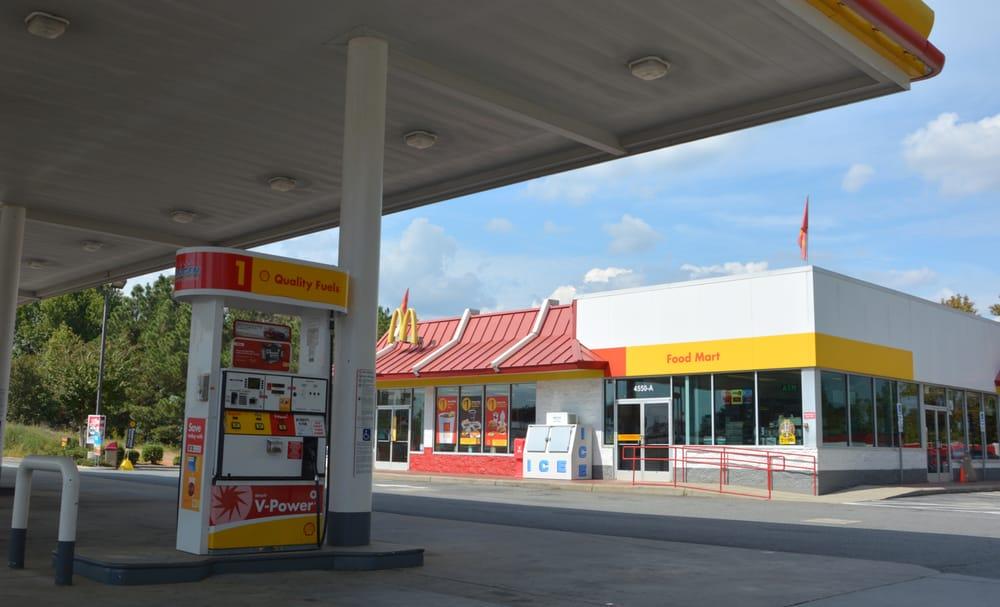 Ok Google Gas Station Near Me >> Shell - Gas Stations - 4550 Davidson Hwy, Concord, NC ...