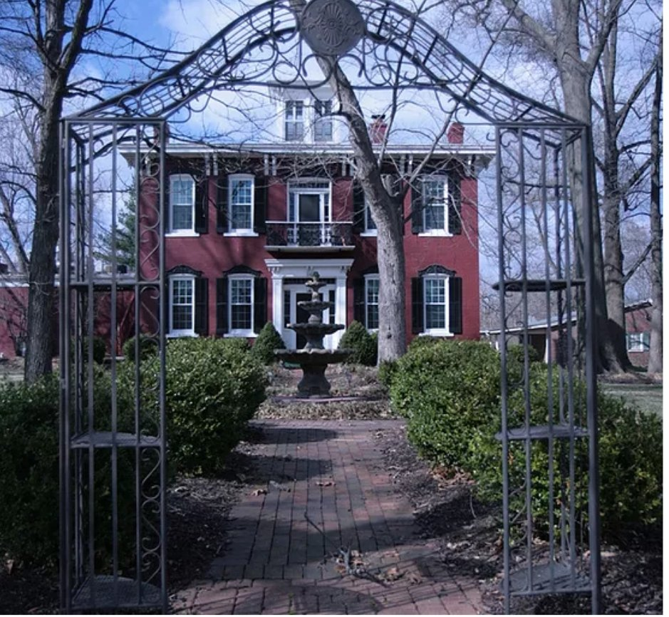 Grille at the Mansion: 1680 Mansion Way, O'Fallon, IL