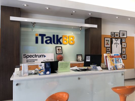 iTalkBB 1232 S Golden West Ave Arcadia, CA Cell Phones - MapQuest
