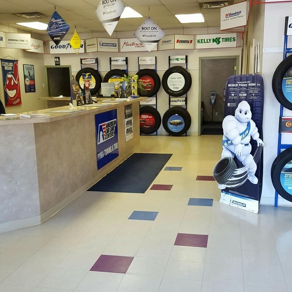 Pyma-Tuning & Tire: 400 N Main St, Andover, OH