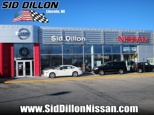 Sid Dillon Nissan 2627 Kendra Lane Lincoln Ne Auto Dealers Mapquest