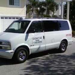 Coconut Cab Taxi
