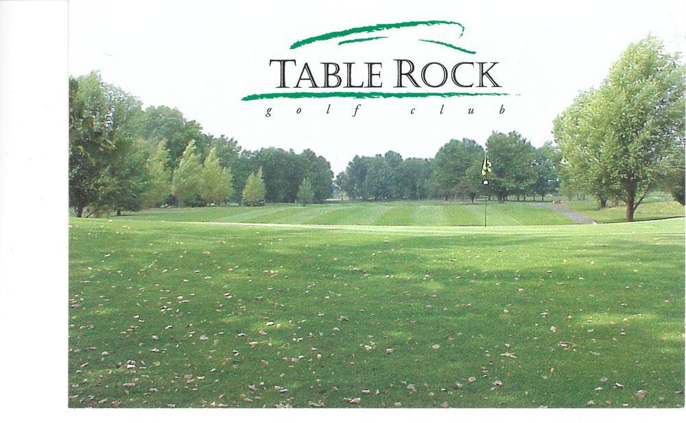 Table Rock Golf Club: 3005 Wilson Rd, Centerburg, OH