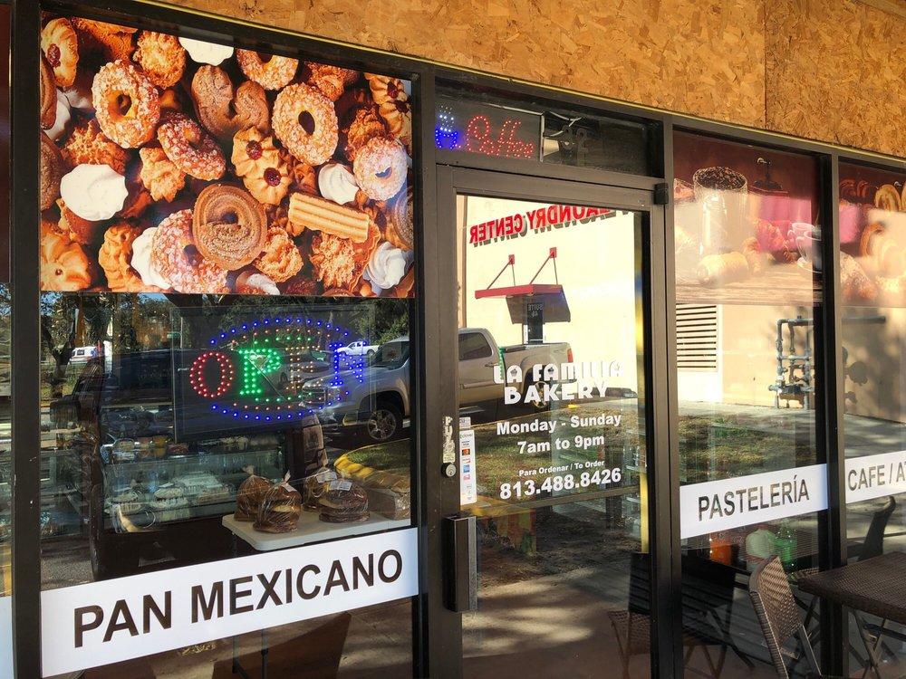 La Familia Bakery: 1450 Skipper Rd, Tampa, FL