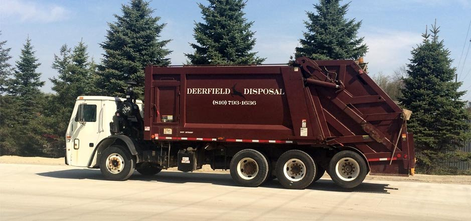 Deerfield Disposal: 5700 N Lapeer Rd, North Branch, MI
