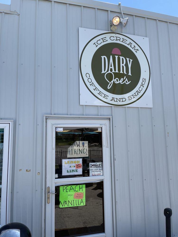 Dairy Joe's: 8235 W O St, Lincoln, NE