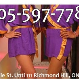 Sensual massage richmond