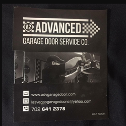Photo Of A Advanced Garage Door Service Co   Las Vegas, NV, United States