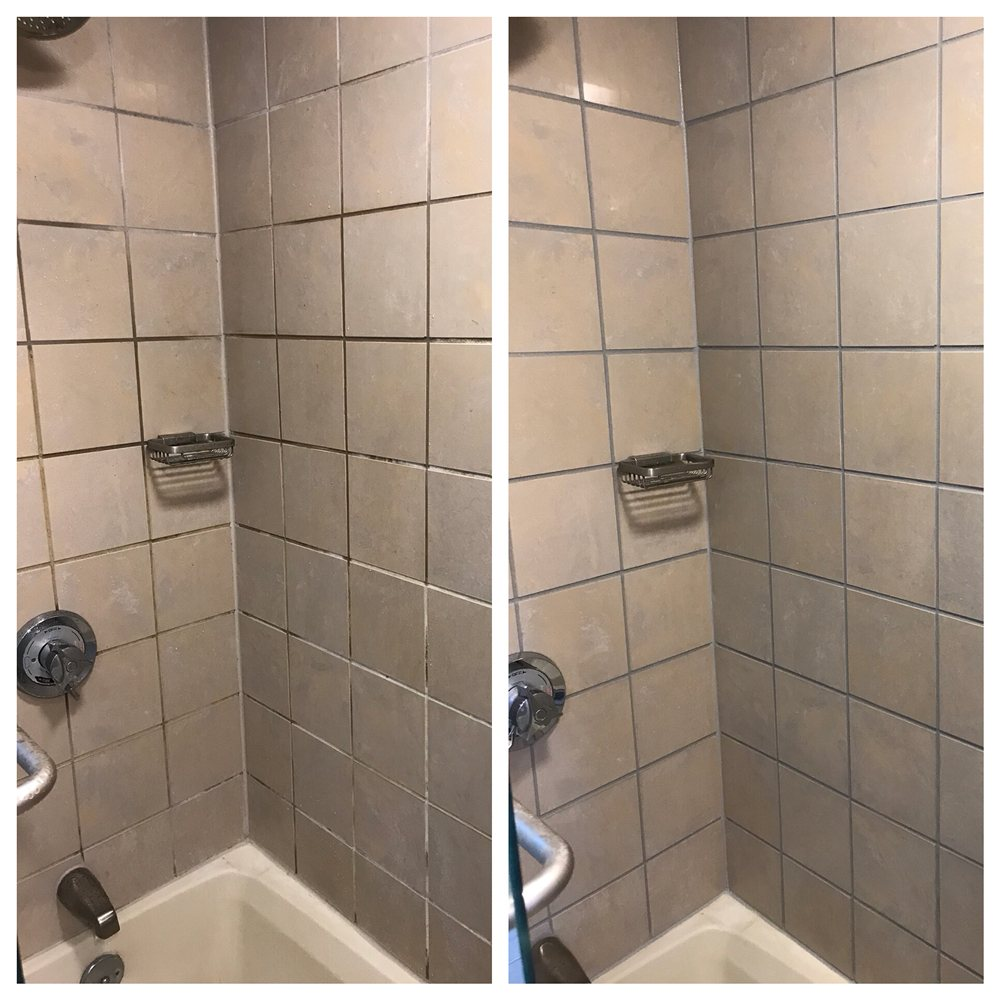 Grout recoloring - Yelp