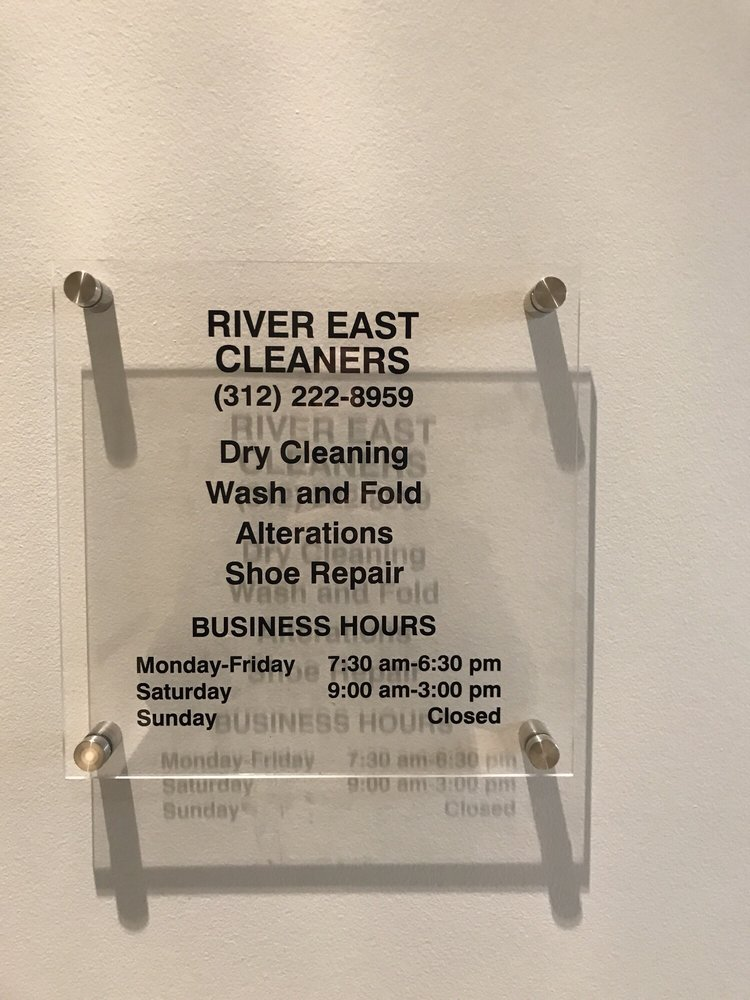 River East Cleaners: 512 N McClurg Ct, Chicago, IL