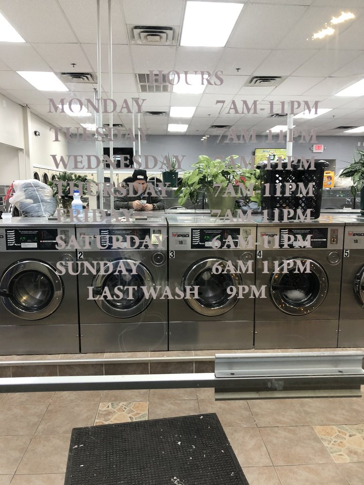 Bill's Laundromat: 611 W Union Ave, Bound Brook, NJ