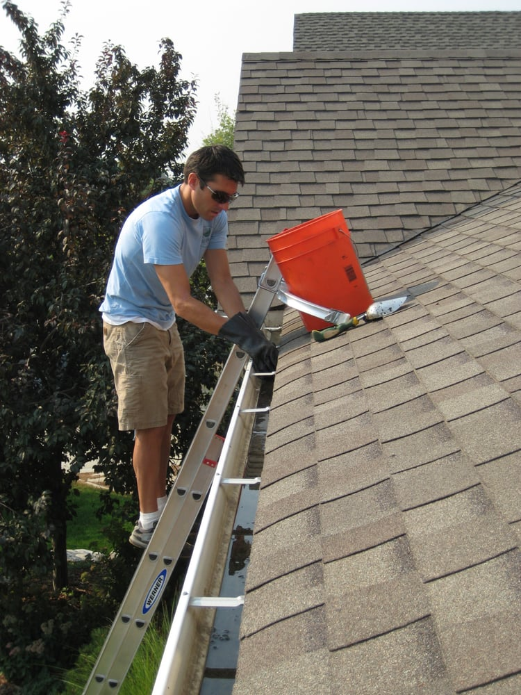 Gutter Cleaning By Hand Yelp