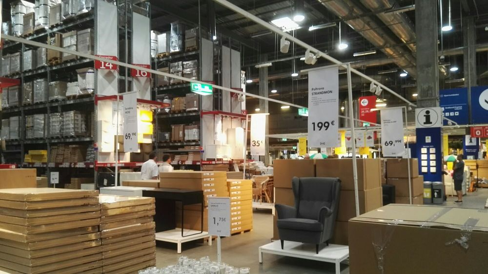 ikea kaufhaus estrada nacional 117 alfragide. Black Bedroom Furniture Sets. Home Design Ideas