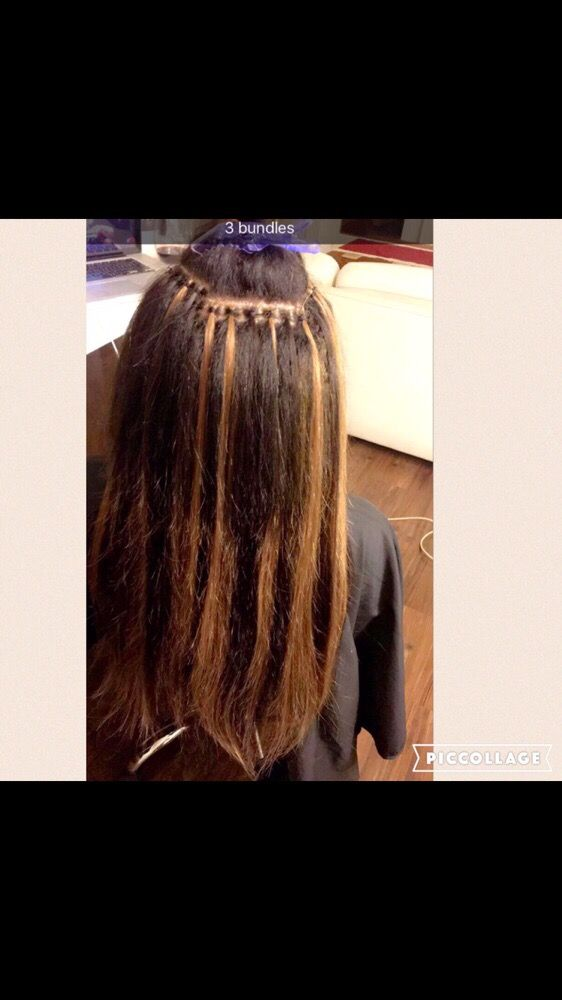 Brazilian Knots Hair Extensions Install Yelp
