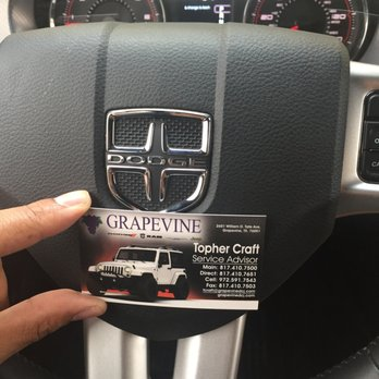 Wonderful Grapevine Dodge Chrysler Jeep   134 Photos U0026 104 Reviews   Car Dealers    2601 William D Tate Ave, Grapevine, TX   Phone Number   Yelp