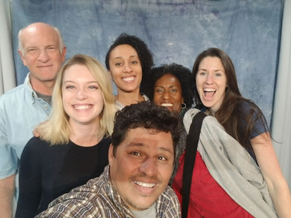 Photo of Acting Pros - Glendale, CA, United States. Thursday Morning Class Fall Session 2017 with Julienne Irons