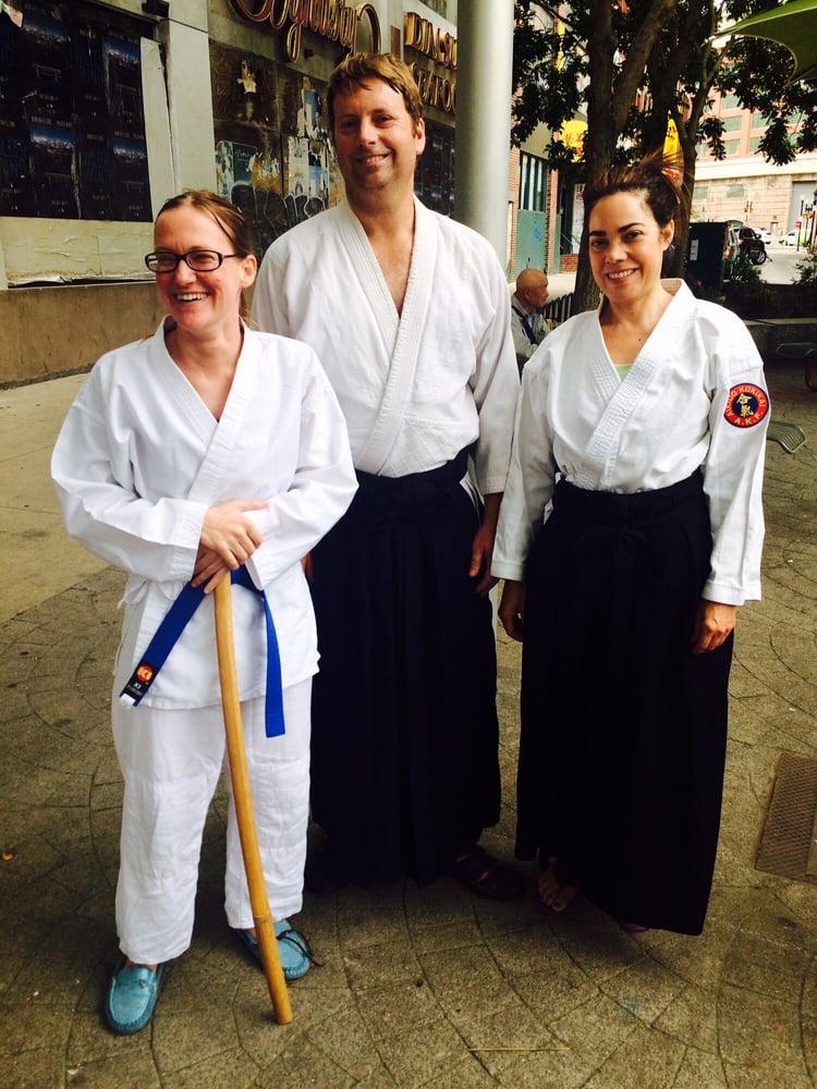 Kokikai Aikido Boston: 70-72 Beach St, Boston, MA