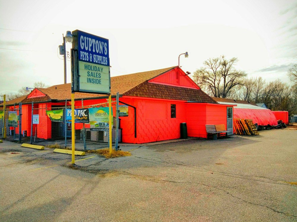 Gupton's Pet Services and Supplies: 2815 S George Washington Blvd, Wichita, KS
