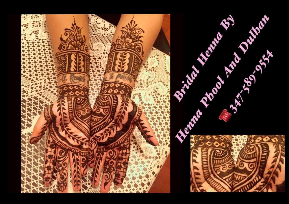 Bridal Mehndi Charges : Bridal henna whatsapp   silver gold