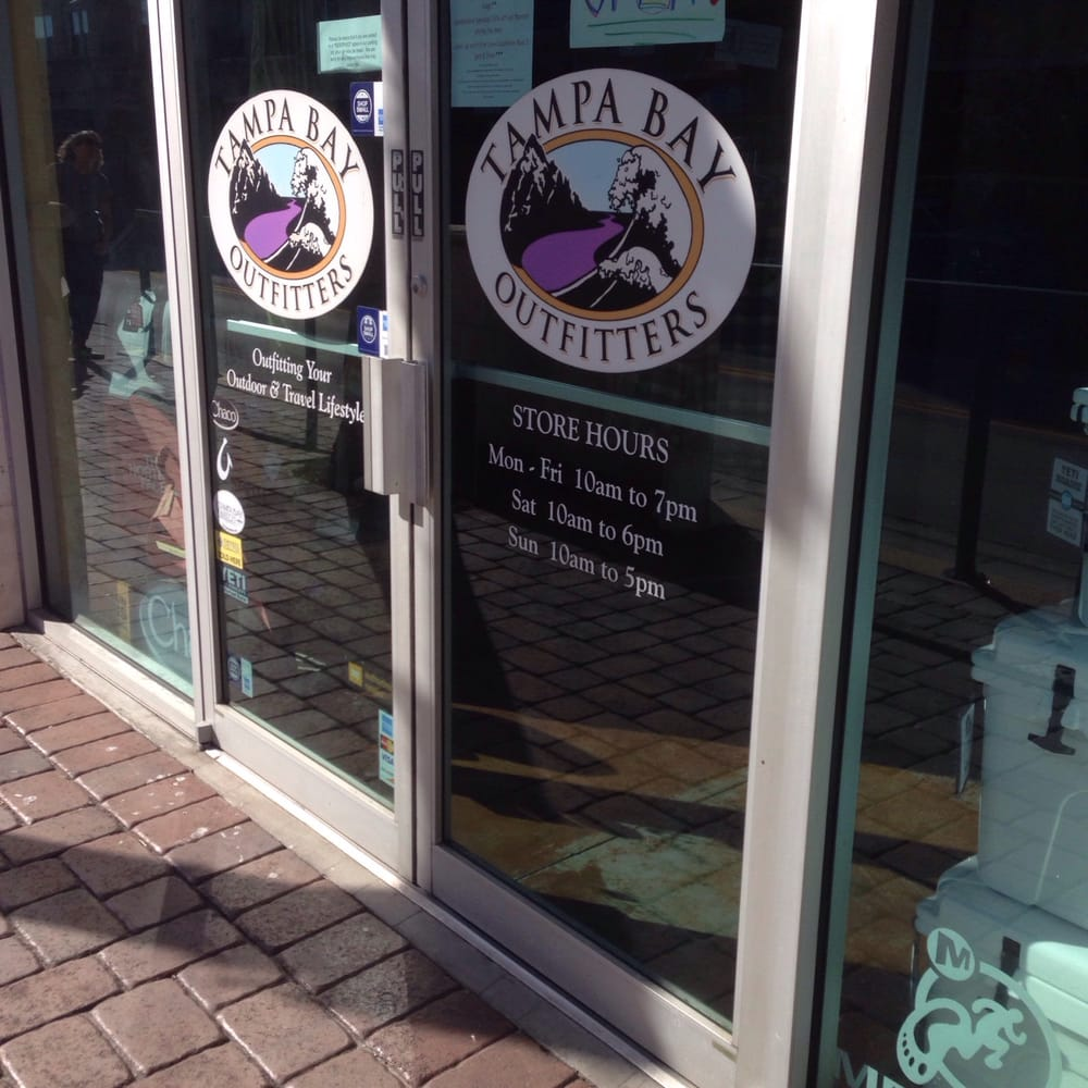 Tampa Bay Outfitters: 701 S Howard Ave, Tampa, FL