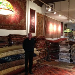 Photo Of Reza S Rug Gallery Chicago Il United States Standing In