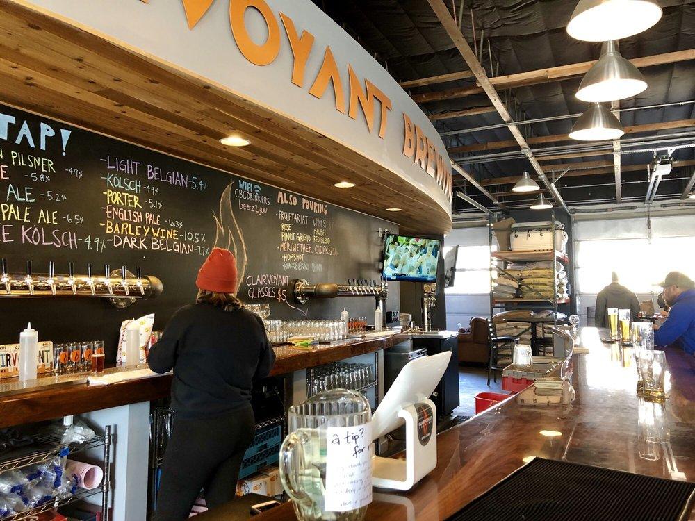 Clairvoyant Brewing: 2800 W Idaho St, Boise, ID