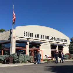 harley davidson-south valley - motorcycle dealers - 8886 sandy
