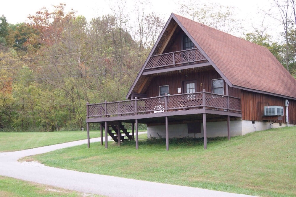 Cave Run Lodge: 1190 Ky Highway 801 S, Morehead, KY