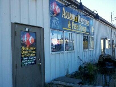 Aquarium Outfitters Pet Stores 175 Old Epps Bridge Rd