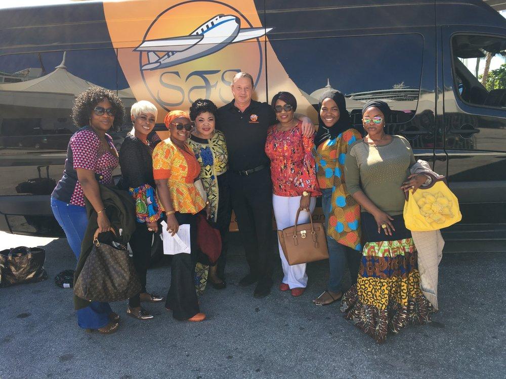 South Florida Shuttles: 1314 E Las Olas Blvd, Fort Lauderdale, FL