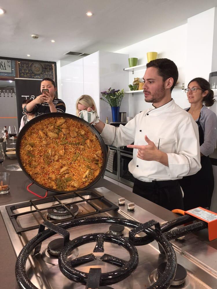 Taller andaluz de cocina 58 15 for Taller andaluz de cocina
