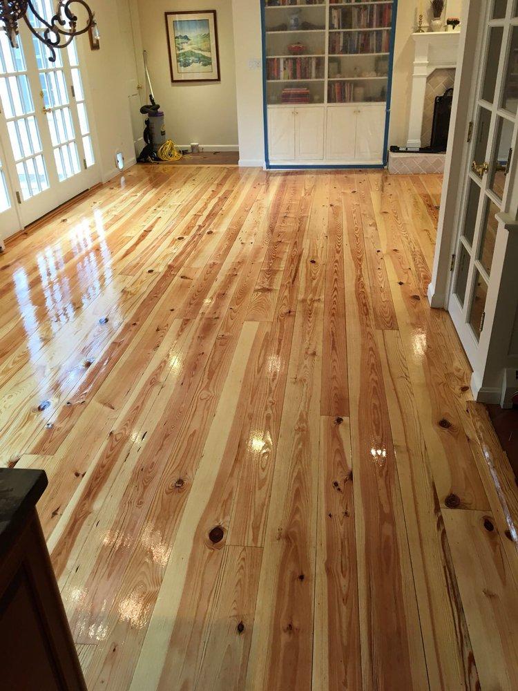 S&E Contracting Hardwood floors: 299 Adams St, Abington, MA