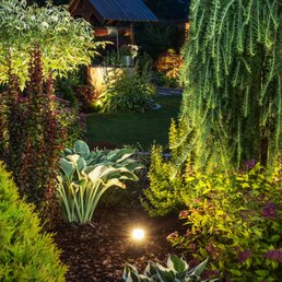 My toronto landscape lighting get quote lighting fixtures photo of my toronto landscape lighting toronto on canada landscape and garden mozeypictures Images