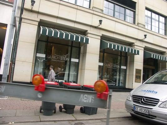 Ulrich Stein Einrichtungen Furniture Stores Neuer Wall 55