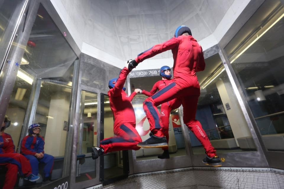 iFLY Indoor Skydiving - Loudoun: 20315 Commonwealth Center Dr, Ashburn, VA