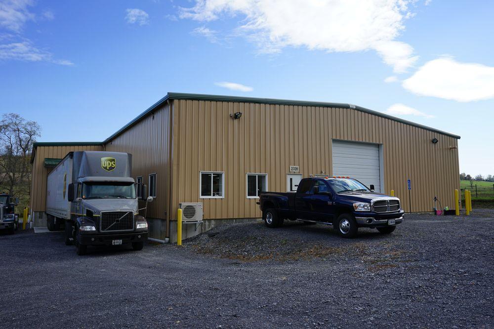 The Brillman Company: 2328 Pepper Rd, Mount Jackson, VA