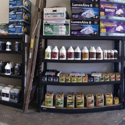 Going green hydroponics chiuso colture idroponiche - Colture idroponiche in casa ...