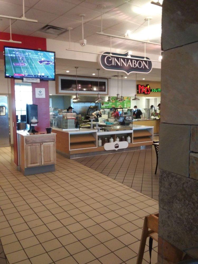 Cinnabon: 8425 N. Rockwell Ave., Oklahoma City, OK