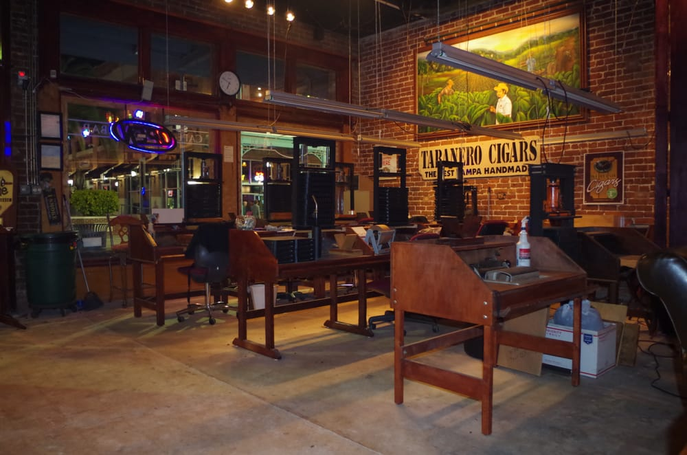 Tabanero Cigars 1601 E 7th Ave Tampa, FL Cigars - MapQuest