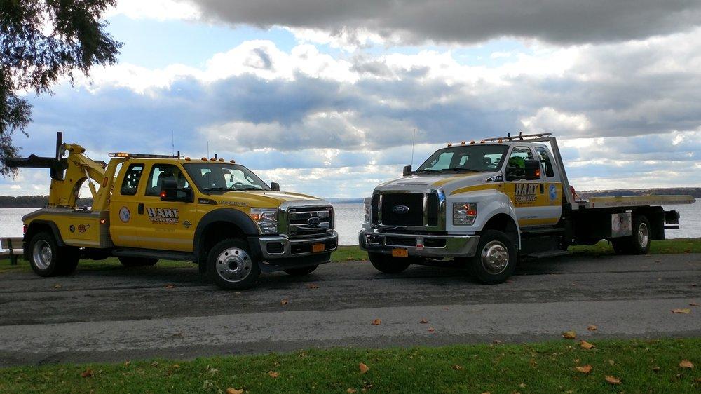 Towing business in Lyons, NY