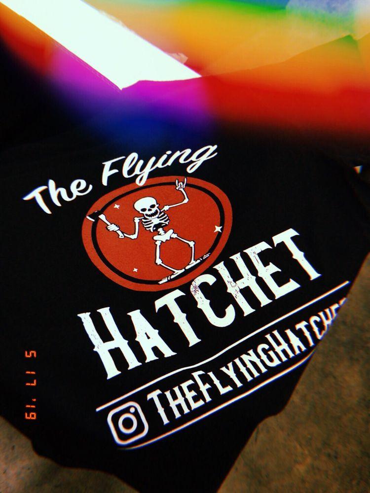 The Flying Hatchet: Greensboro, NC