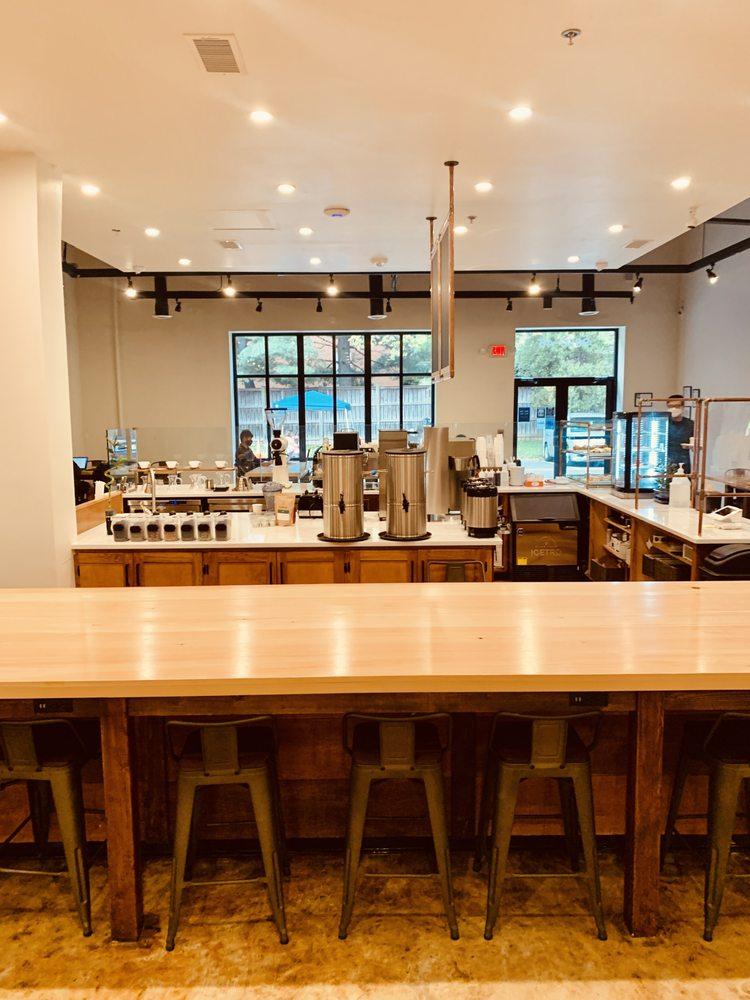 Foundation Coffee Roasters: 9650 Main St, Fairfax, VA