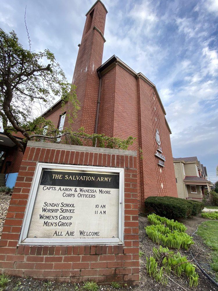 The Salvation Army: 1806 Scott Blvd, Covington, KY